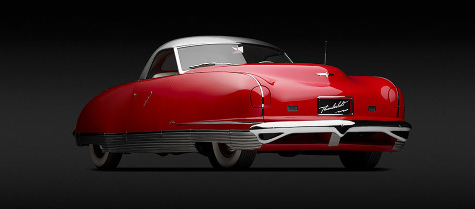 Dream Cars – High Museum of Art Atlanta – Chrysler Thunderbolt