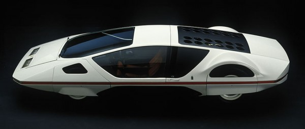 Dream Cars High Museum of Art Atlanta Ferrari Pininfarina 512 S Modulo 600x255 Dream Cars Roll In to the High Museum of Art