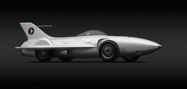 Dream Cars - High Museum of Art Atlanta - General Motors Firebird XP-21