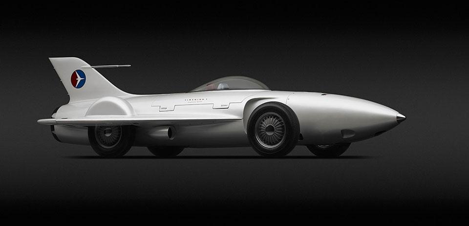 Dream Cars – High Museum of Art Atlanta – General Motors Firebird XP-21