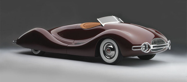 Dream Cars High Museum of Art Atlanta Norman Timbs Special 600x264 Dream Cars Roll In to the High Museum of Art