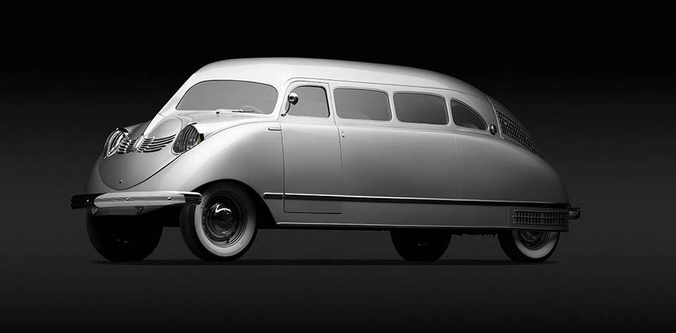 Dream Cars – High Museum of Art Atlanta – Stout Scarab