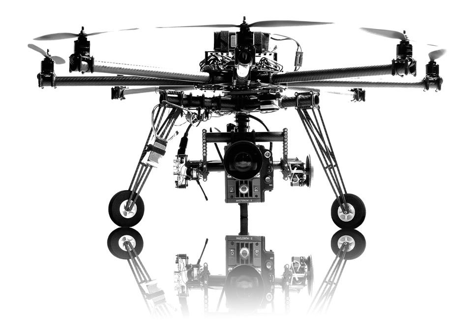 Drones for Sale – Drone Guys Octocopter Aerial Drone