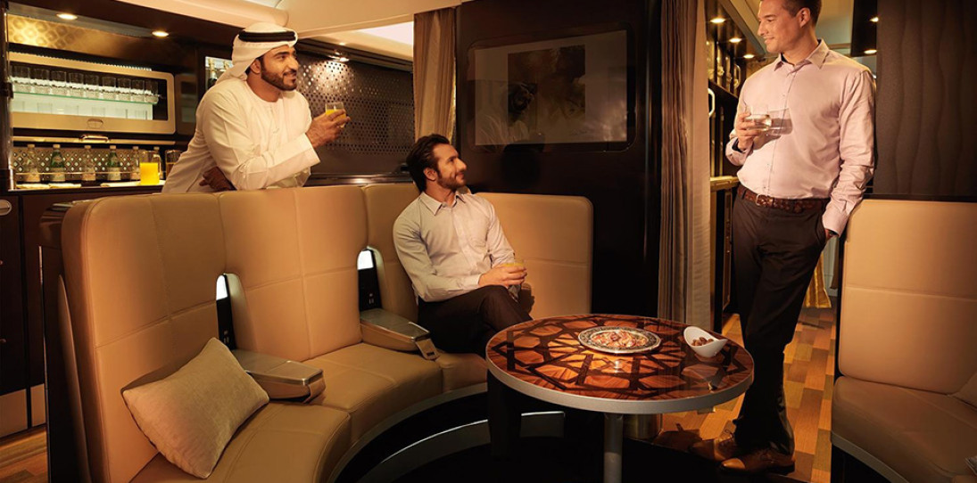 Etihad Airways Offers a First Class Apartment in the Sky
