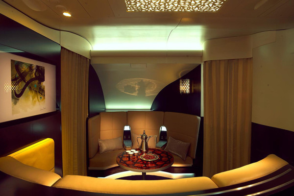Etihad Airways Offers a First Class Apartment for Top-Paying Passengers 3