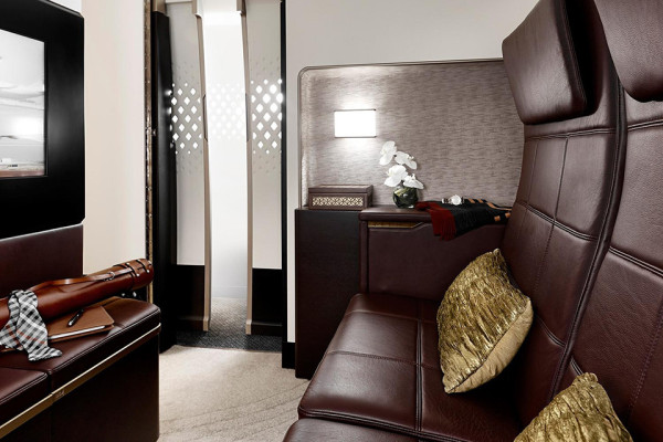 Etihad Airways Offers a First Class Apartment for Top Paying Passengers 5 600x400 Etihad Airways Offers a First Class Apartment in the Sky
