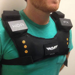 Future Gaming Technology 2014 - Kor FX Gaming Vest 2