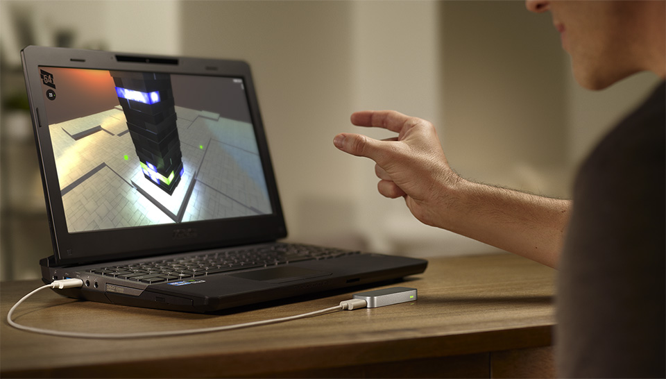 Future Gaming Technology 2014 - Leap Motion Controller 1