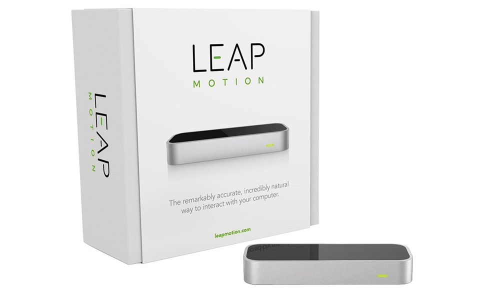 Future Gaming Technology 2014 – Leapmotion Controller 2