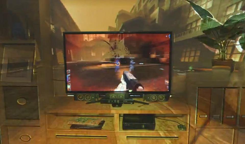 Future Gaming Technology 2014 – Microsoft Illumiroom 1