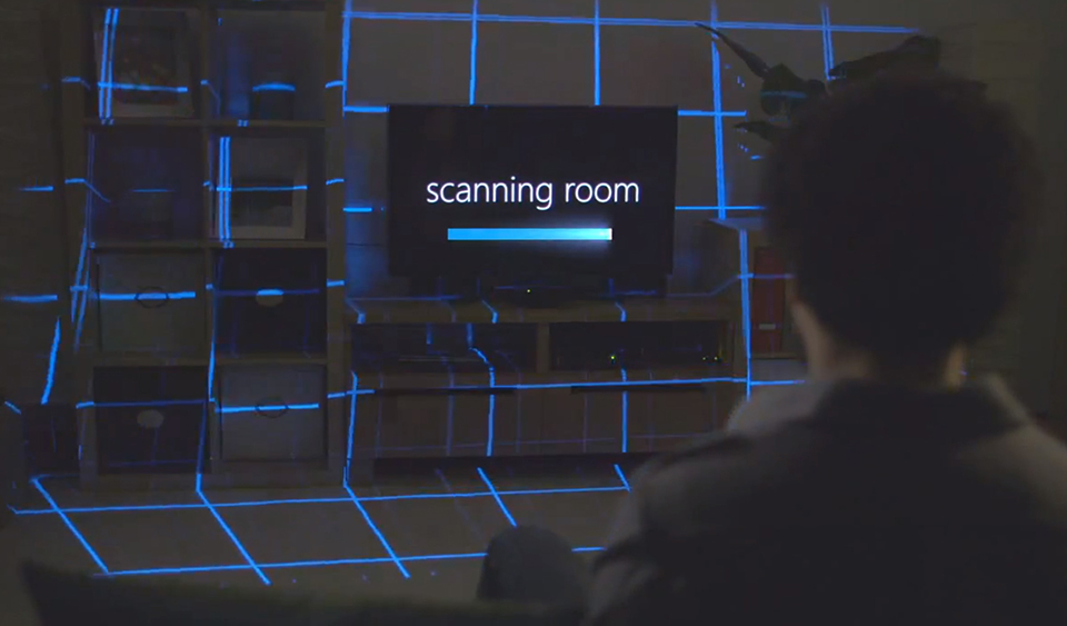 Future Gaming Technology 2014 Microsoft Illumiroom 2 Future Gaming Technology: 7 Systems Revolutionizing How We Play