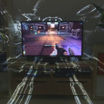 Future Gaming Technology 2014 - Microsoft Illumiroom 3