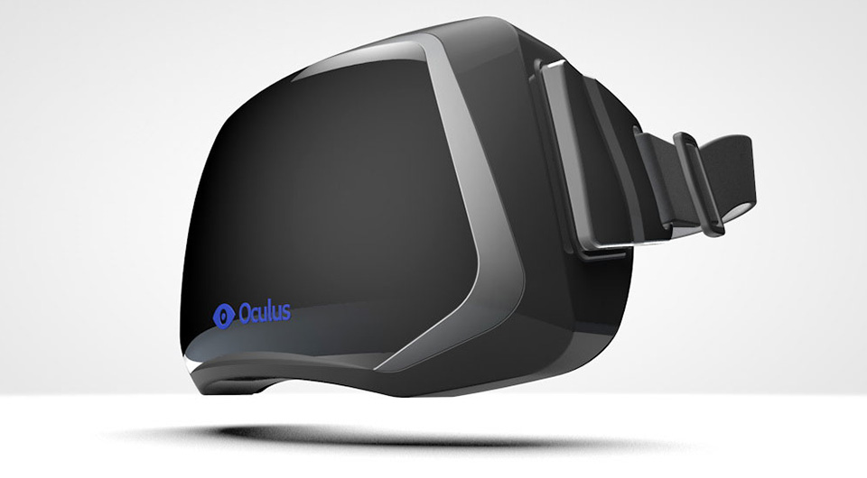 Future Gaming Technology 2014 – Oculus Rift VR 3