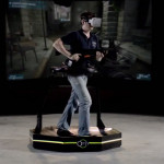 Future Gaming Technology 2014 - Virtuix Omni Virtual Reality Treadmill 2