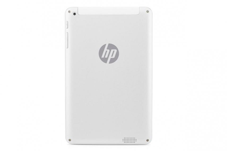 HP Plus 7 Tablet Back