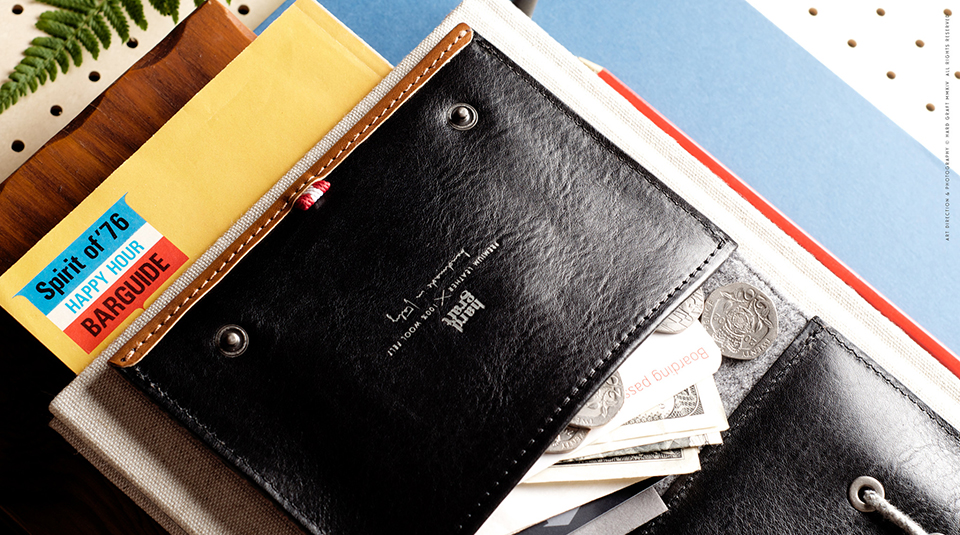 Hard Graft Inbound Passport Wallet 1