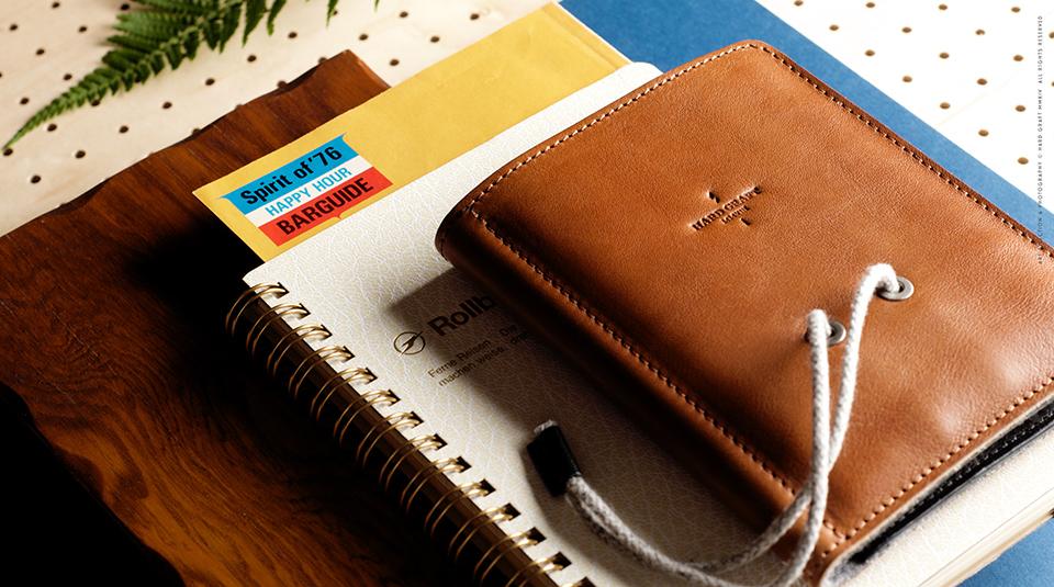 Hard Graft Inbound Passport Wallet 11