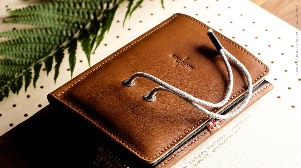 Hard Graft Inbound Passport Wallet 2