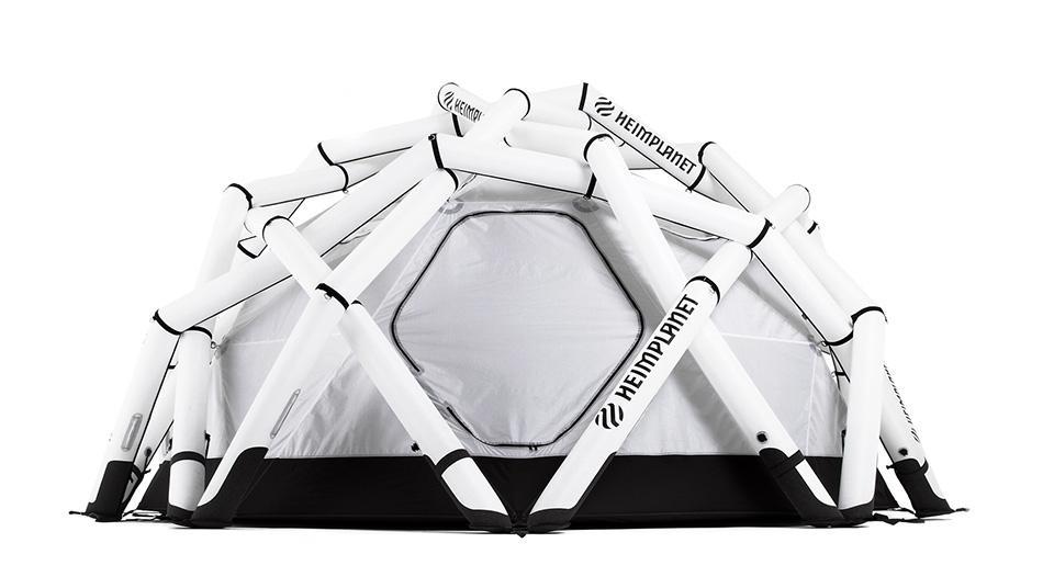 Heimplanet Mavericks Inflatable Expedition Tent 1