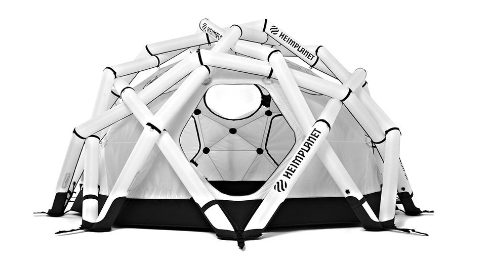 Heimplanet Mavericks Inflatable Expedition Tent 2