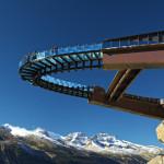 Highest Observation Decks - Glacier Skywalk 1