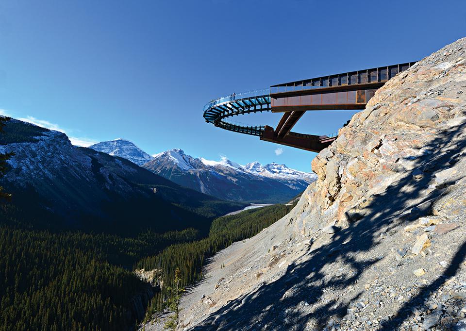 Highest Observation Decks Glacier Skywalk 2 Ten Shocking Observation Decks From The Highest Points On Earth