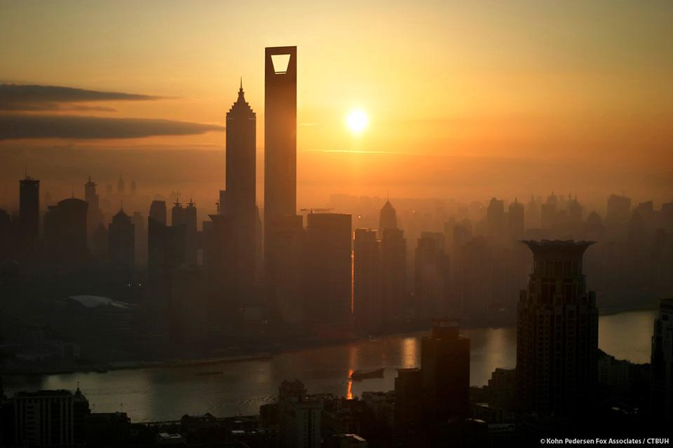 Highest Observation Decks – Shanghai World Financial Center Observation Catwalk 1