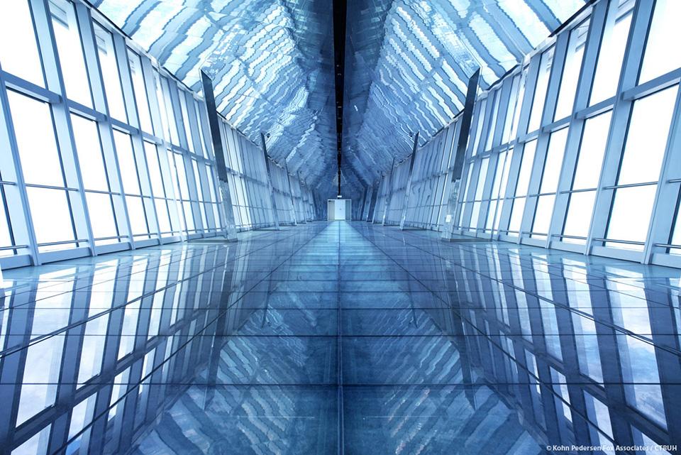 Highest Observation Decks - Shanghai World Financial Center Observation Catwalk 3