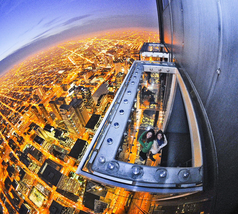 Ten Shocking Observation Decks From The Highest Points Earth
