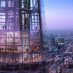 Highest Observation Decks - The View from the Shard 1