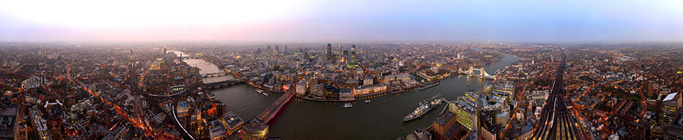 Highest Observation Decks – The View from the Shard 2