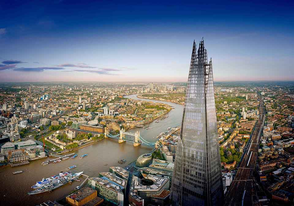 Highest Observation Decks – The View from the Shard 3