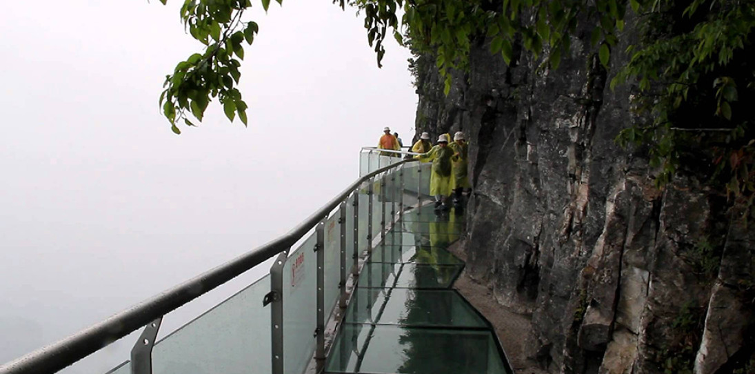 Ten Shocking Observation Decks From The Highest Points On Earth