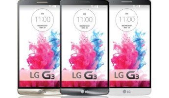 LG G3 Smartphone group