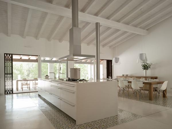 La Hedrera - a Palacial Spanish Estate by Hernández Arquitectos 11