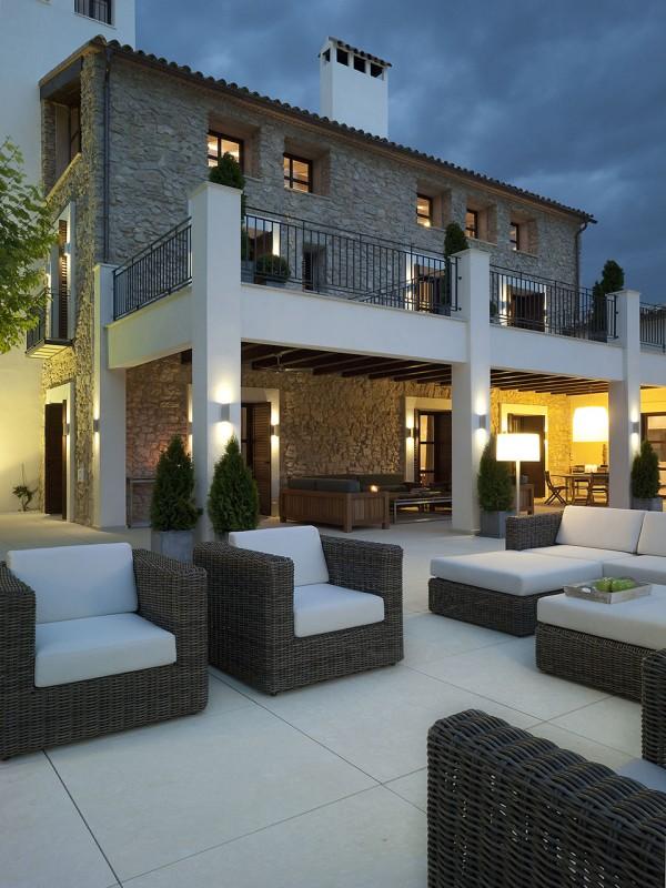 La Hedrera - a Palacial Spanish Estate by Hernández Arquitectos 6