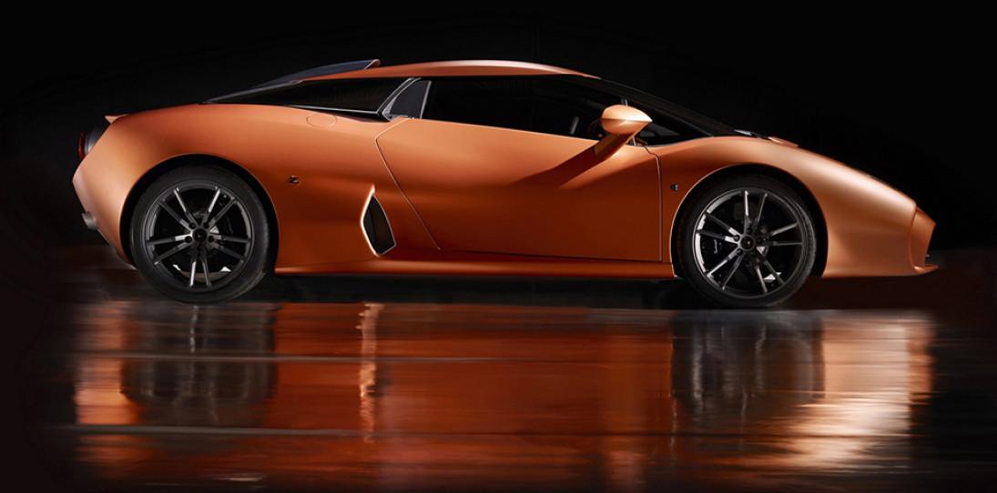 Lamborghini Zagato Concept