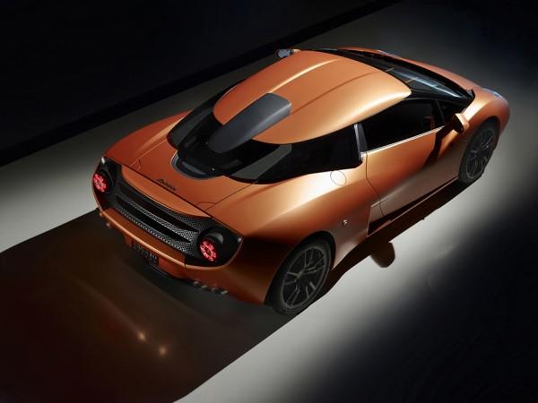 Lamborghini 5 95 Zagato Concept 3 600x450 Lamborghini Zagato Concept Bends the Rules