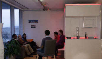 MIT CityHome is a Gesture-Controlled Home In A Box