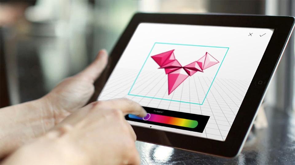 New Matter Mod-t 3D Printer 2