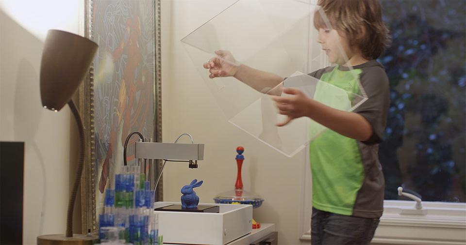 New Matter Mod-t 3D Printer 6