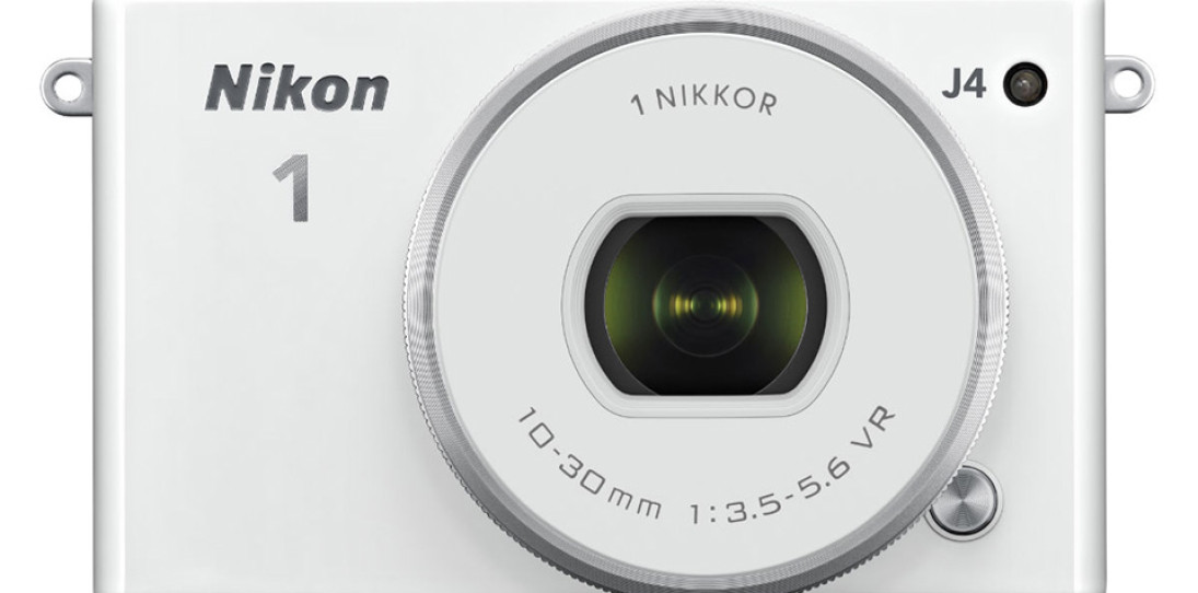 The Nikon 1 J4 Is A Beautiful Camera Indeed