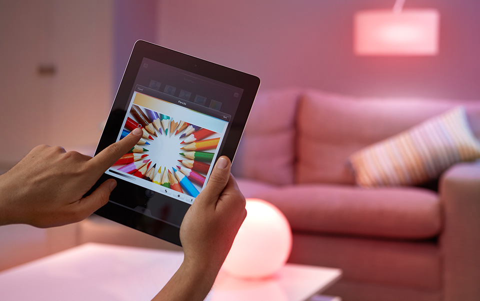 Philips Hue Home Lighting 1