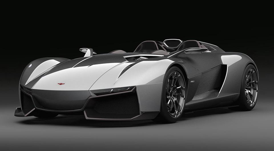 Rezvani Beast Supercar 1