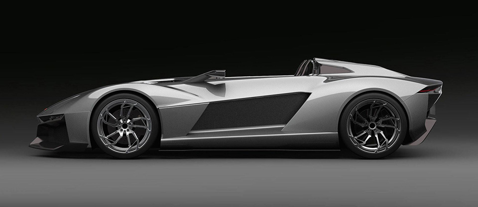 Rezvani Beast Supercar 3