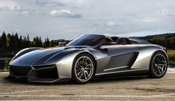 Rezvani Beast is SoCal's Newest Supercar