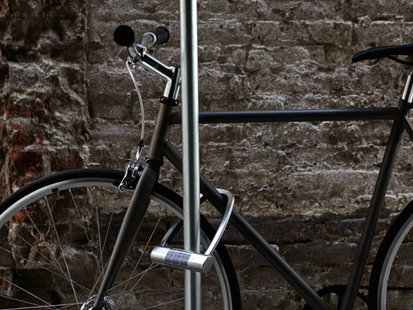 Solar Powered Bike Lock 600x450 Skylock: The Smart Bike Lock Of The Future