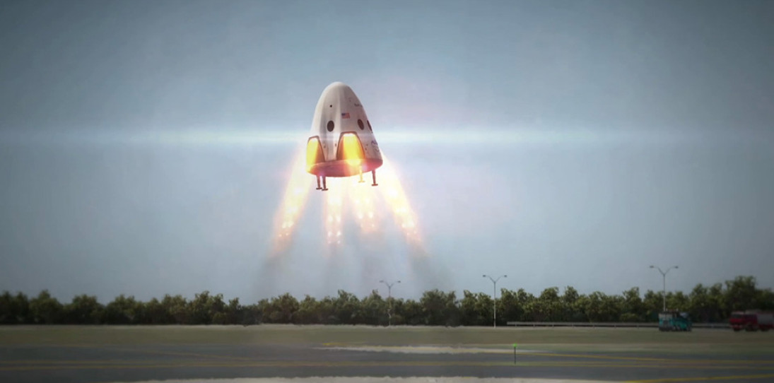 SpaceX Dragon V2 Will Revolutionize Space Travel