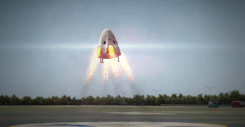 Spacex Dragon V2 Will Revolutionize Space Travel