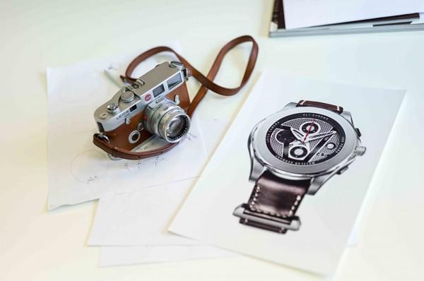 Valbrey EL1 100 Years of Leica Photography Edition 5 600x398 Valbrey EL1 Watch Celebrates 100 Years of Leica Photography